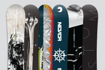 Snowboard Designs